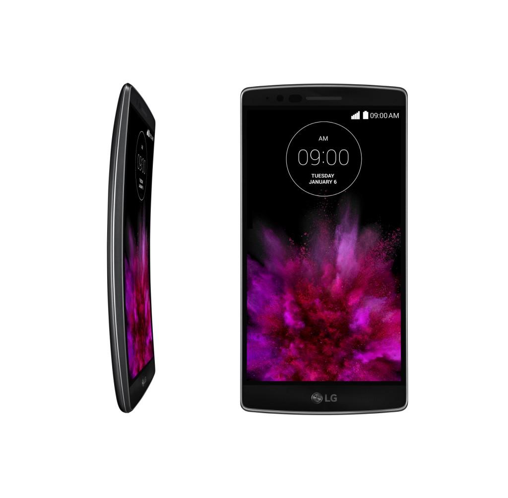 LG esitleb nõgusat nutitelefoni G Flex2