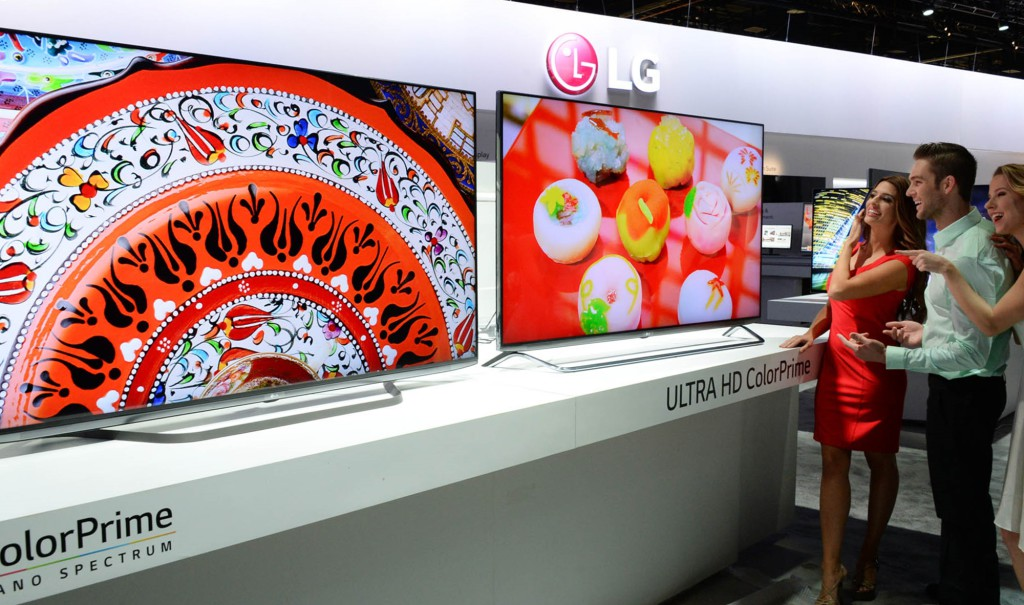 LG_CES2015_4K ULTRA HD TV_ColorPrime series 1