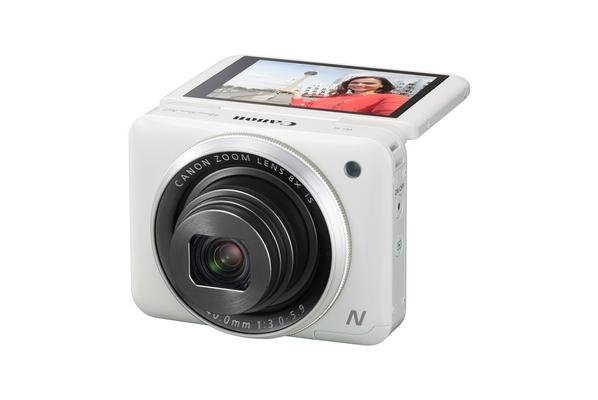 Canon esitleb uusi PowerShot ja IXUS kaameraid