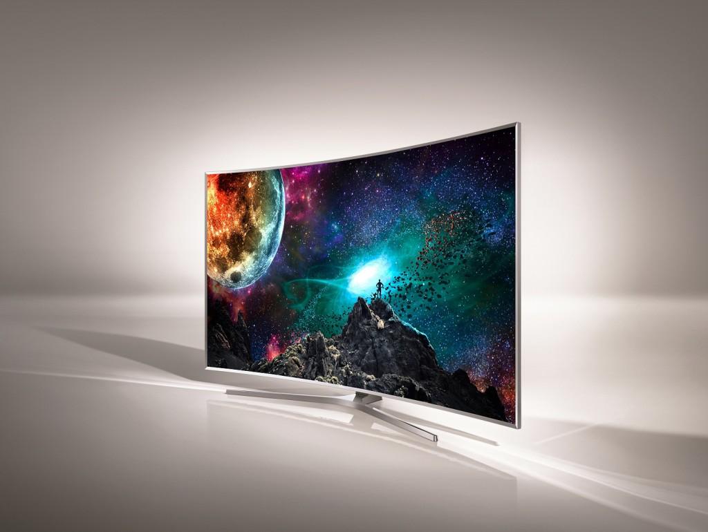 Samsung esitleb uuenduslikke ekraani- ja helitehnoloogiaid