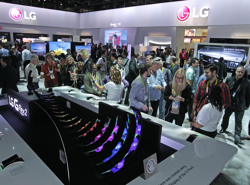 LG avaldas 2014. aasta majandustulemused