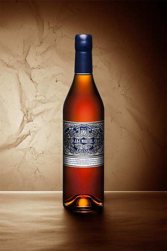 Väärika juubeliaasta puhul tõi Martell Eesti turule ajaloolise konjaki