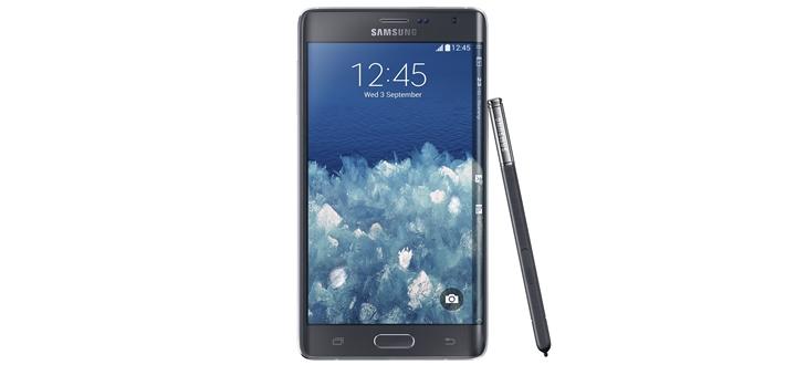 Müügile tulevad Samsungi kaardus edge-ekraaniga telefonid