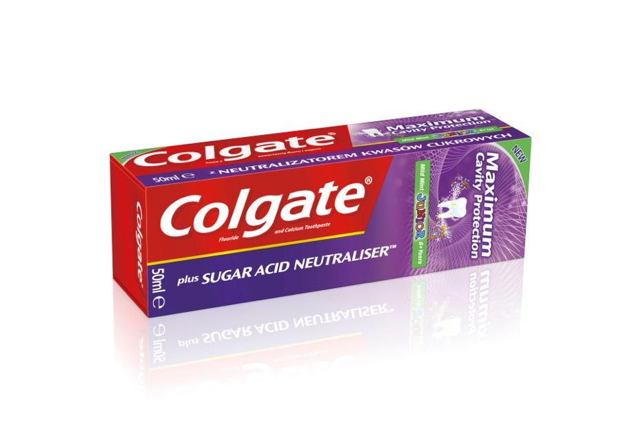 Colgate tõi turule uue koostisega hambapastad