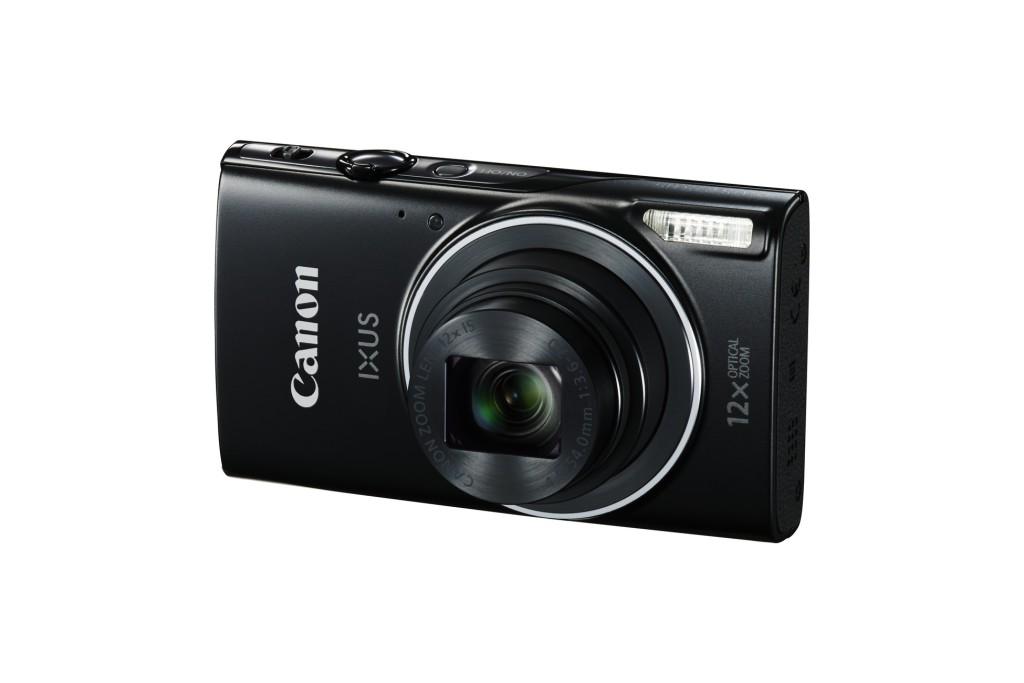 Canonil tulid välja uued PowerShot, IXUS ja PIXMA PRO mudelid