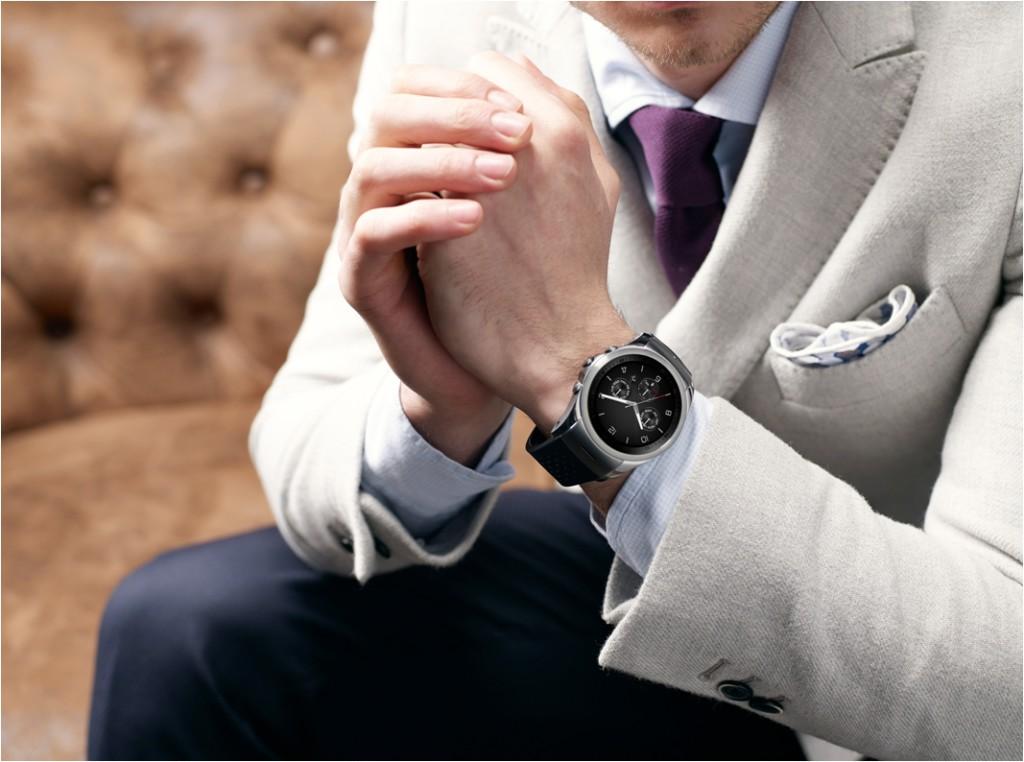 LG esitleb maailma esimest LTE nutikella Watch Urbane