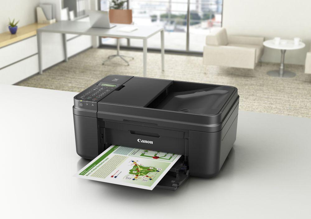Canoni uusima printeri märksõnaks on ühenduvus