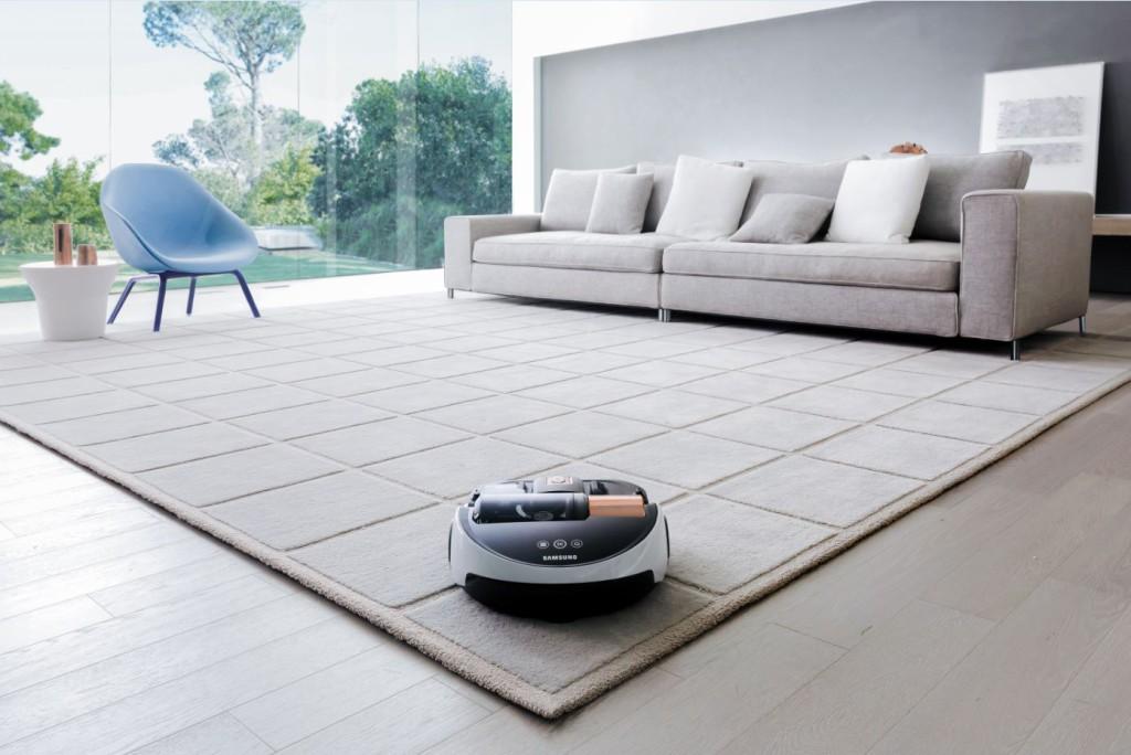 KOHE MÜÜGIL! Samsungil uus robot-tolmuimeja