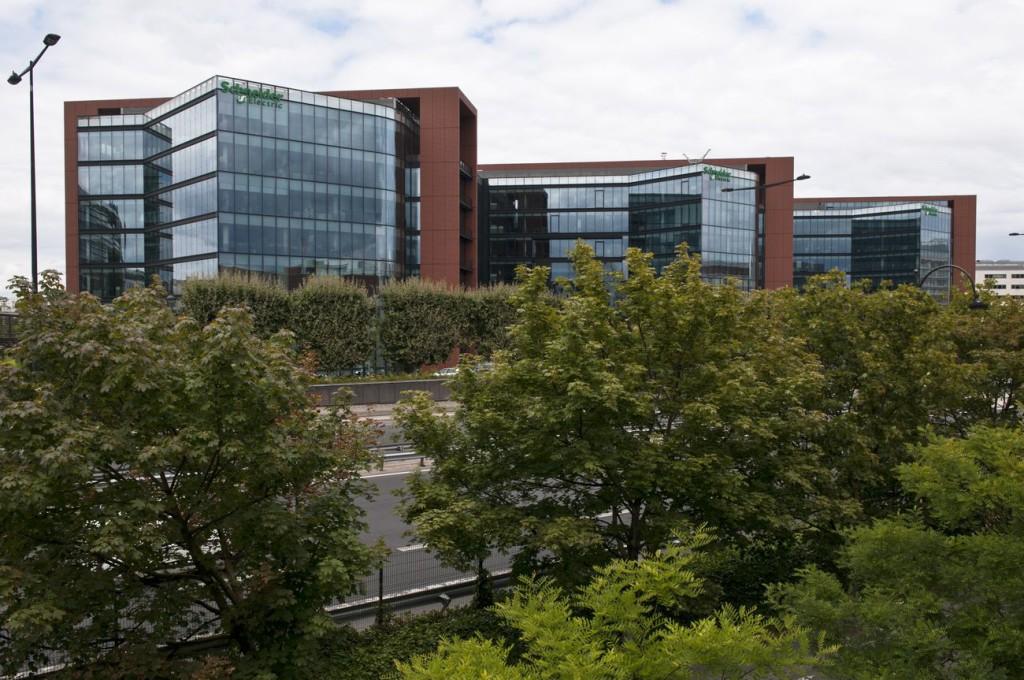 Schneider Electric on maailma jätkusuutlike firmade TOP 10nes