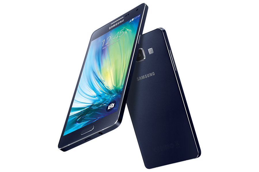 Samsung Galaxy A5_must