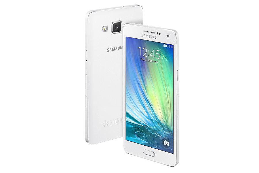Samsung Galaxy A5_valge