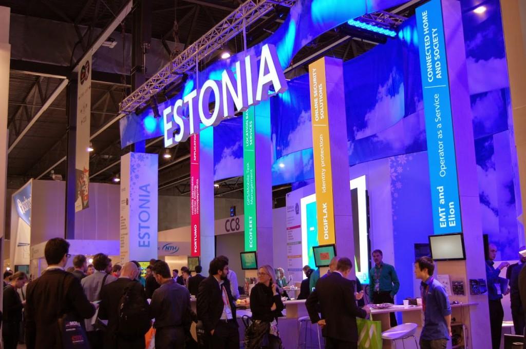Eesti ettevõtteid saatis maailma suurimal mobiilimessil edu