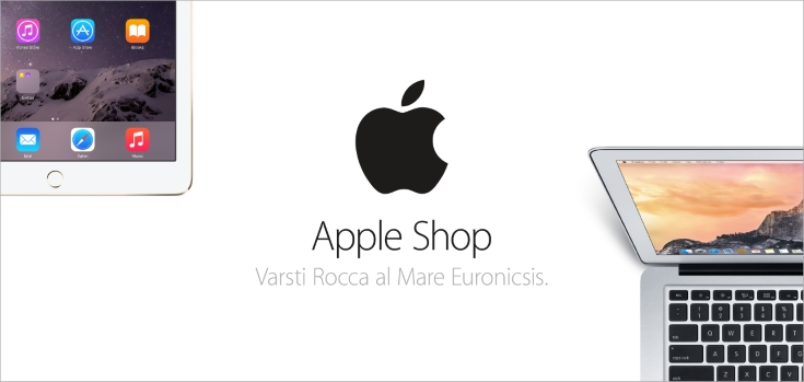 20. märtsil avatakse Rocca al Mare Euronicsis uus Apple Shop