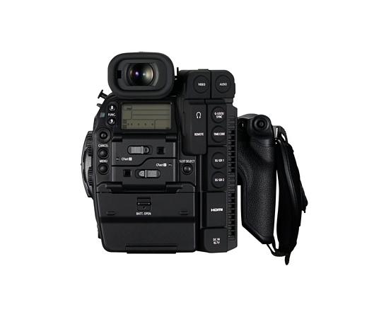 UUS! Canon tutvustas 4K videokaamerat EOS C300 Mark II