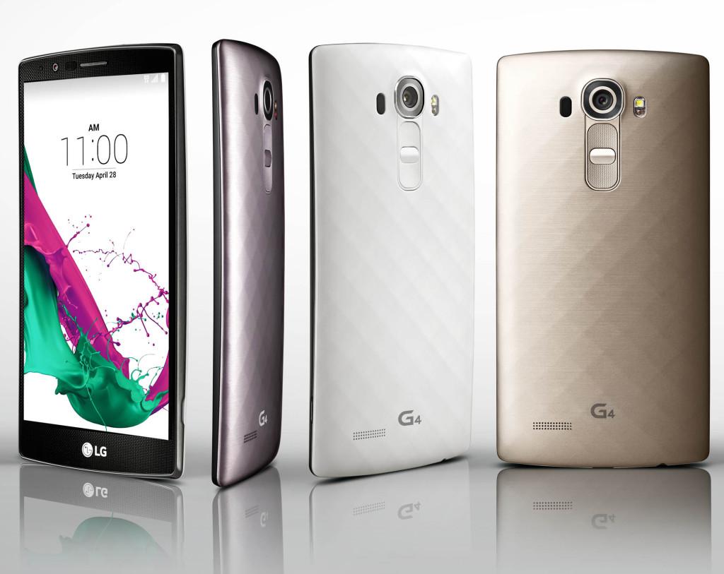 LG G4 – kõige ambitsioonikam nutitelefon