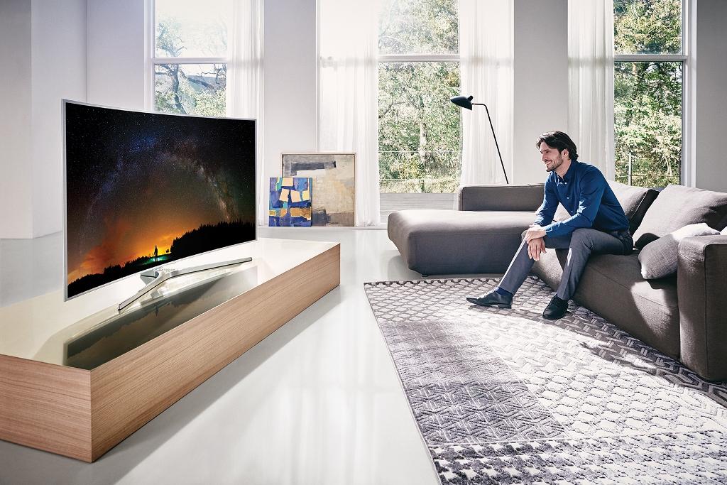 Eestis tuli müügile uus Samsungi SUHD teler