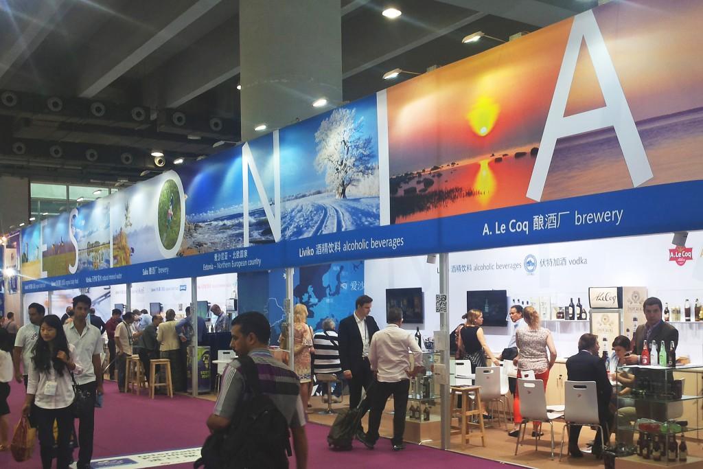 Hiina mess Canton Fair pakkus ettevõtetele häid võimalusi