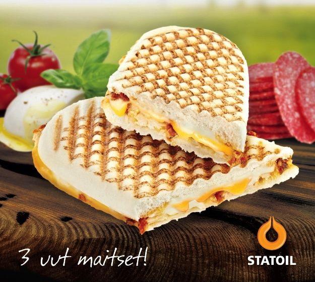 3 UUT MAITSET! Statoil laiendas toiduvalikut