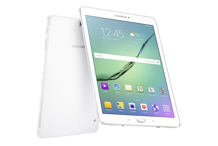 Samsung tutvustas uut tahvelarvutit Galaxy Tab S2