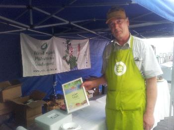 Põlvamaa rohelisema märgi toode pälvis parima toidutoote tiitli