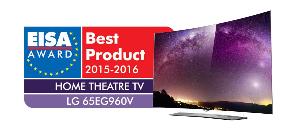 AUHINNAJAGAMISEL NELI AUTASU! LG G4 ja teised LG tooted võitsid EISA tehnoloogiaauhindade jagamisel neli autasu