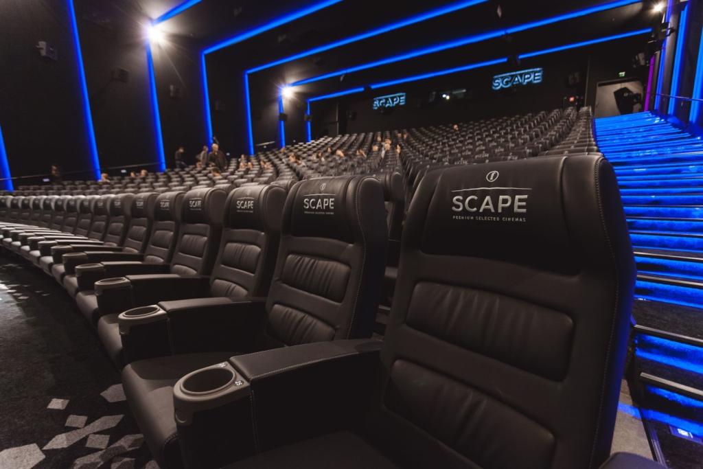 Täna avab Coca-Cola Plaza Põhjamaade kaasaegseima kinosaali