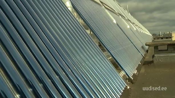 ARVESTATAV VÕIT KÜTTEKULUDELT! Milline on võit küttekuludelt, kui kortermajale on paigaldatud päikesepaneelid?