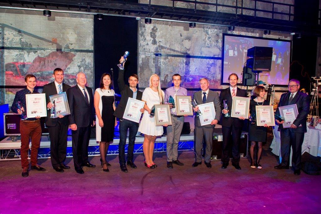 PALJU ÕNNE! Tallinn tunnustas parimaid ettevõtjaid