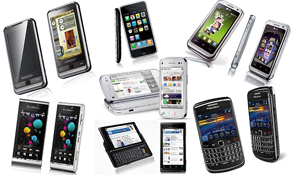 Uued nutitelefonide mudelid tegid aasta rekordmüügi