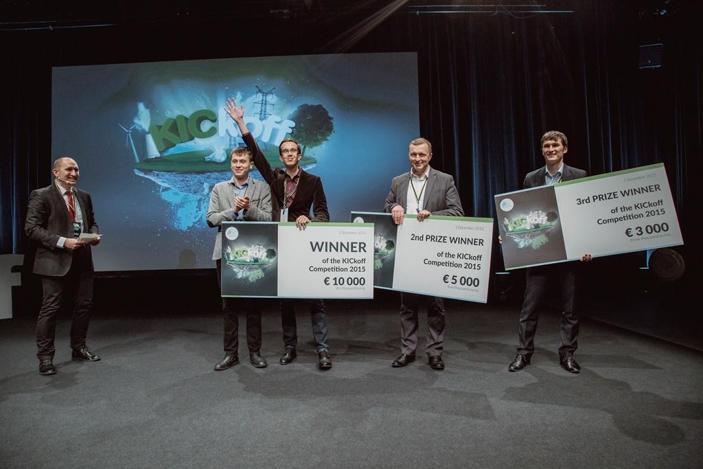 Eesti rohetehnoloogia ideed saavutasid Ida- ja Kesk-Euroopa suurimal säästva energia konkursil kaks auhinnalist kohta!