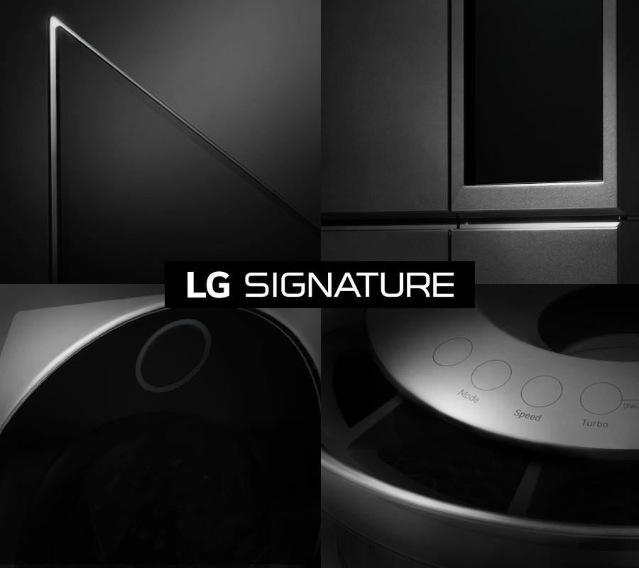 LG tutvustab elektroonikamessil CES 2016 uut eksklusiivtoodete kaubamärki LG Signature