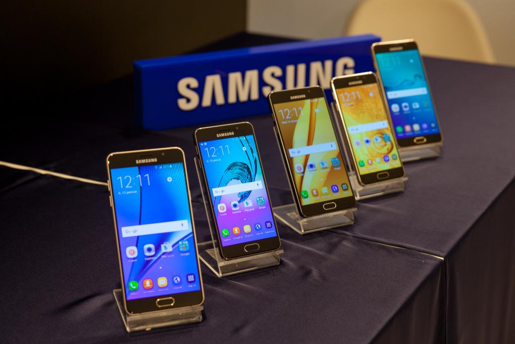 KOHE KOHAL! Uue stiilse Samsung Galaxy A seeria mudelid jõuavad Eestisse