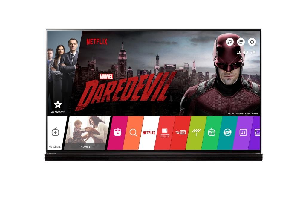 LG aitab kaasa Netflixi globaalsele laienemisele