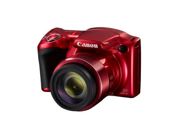 Canon tutvustab uusi supersuumiga kompaktkaameraid PowerShot SX540 HS ja PowerShot SX420 IS