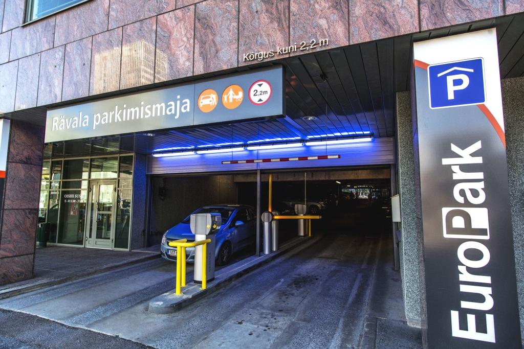 ALTERNATIIV! EuroPark pakub Tallinna parkimishindadele soodsat alternatiivi