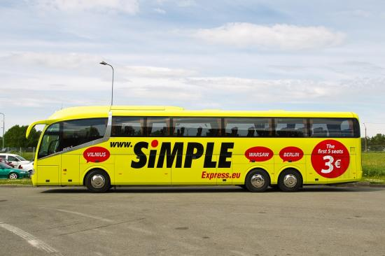 SOODNE! Simple Express alustab üheeuroste reisidega Tallinnast Viljandisse