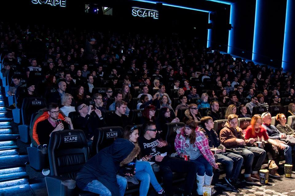 REKORD! Eesti suurim kinokett püstitas uue külastusrekordi