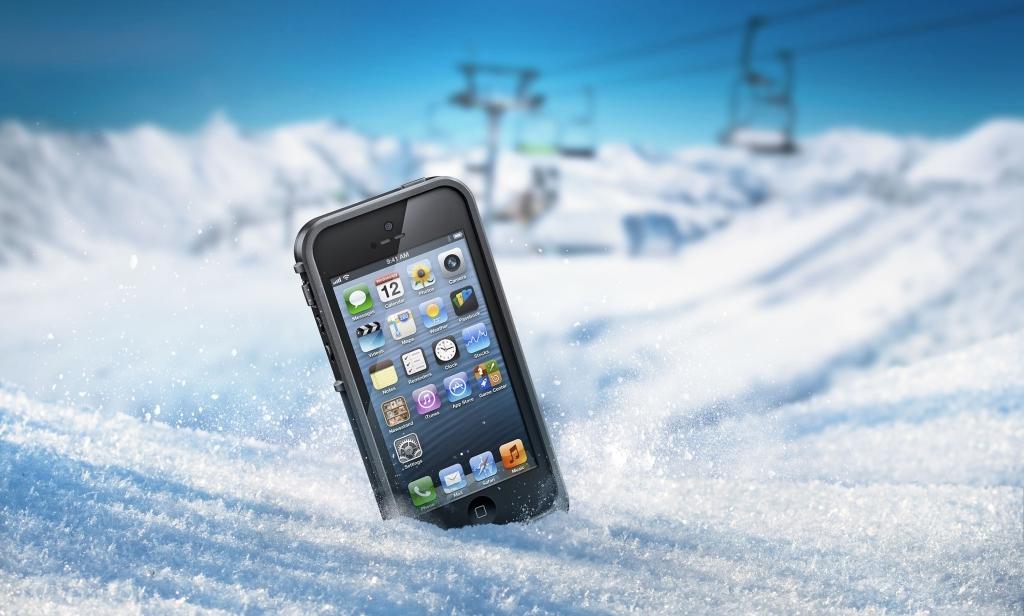 7 NIPPI! Kuidas kaitsta oma telefoni talvekülmas?
