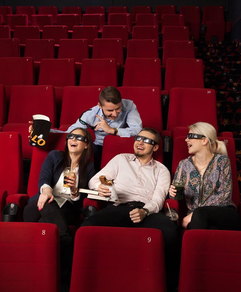 MAAILMATASEMEL KINOTEHNIKA! Apollo Kino paigaldas Mustamäele maailmatasemel kinotehnika
