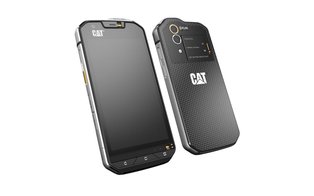 Cat toob turule maailma esimese termokaameraga nutitelefoni Cat S60
