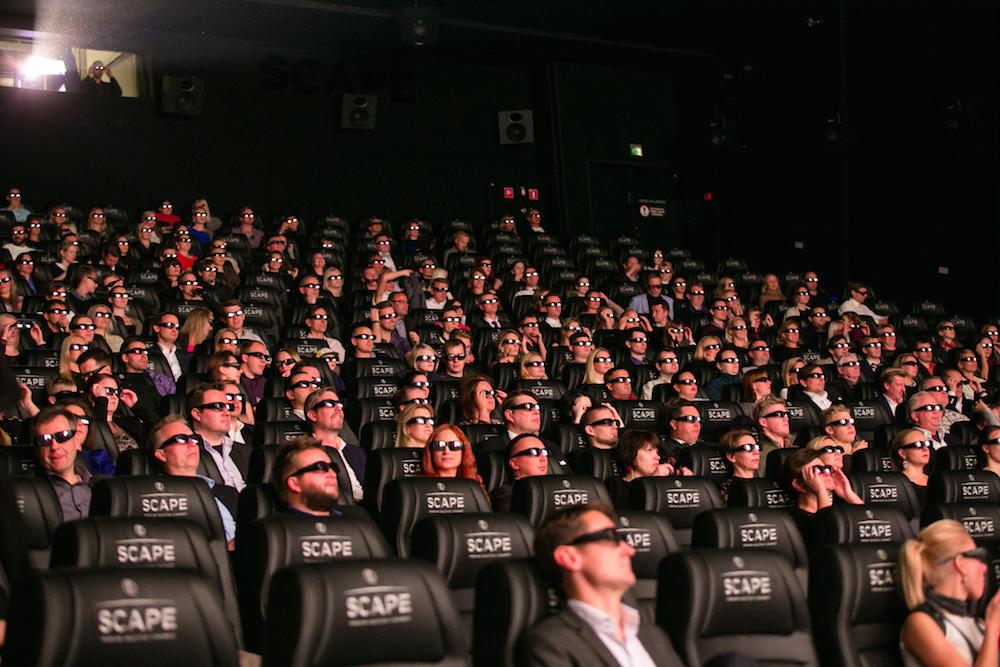 Eesti kinokülastuste arv näitab Balti riikide kiireimat kasvu
