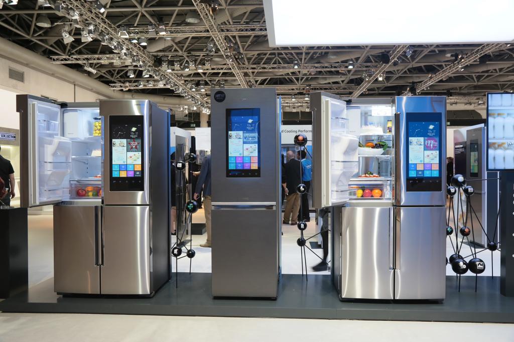 NUTIKAS KODU! Samsung tutvustas uusimat nutika kodu tehnoloogiat