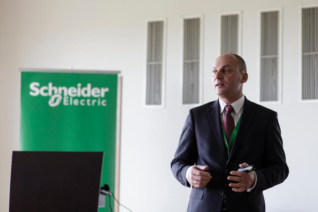 Schneider Electric laiendab Baltimaades oma IT äri