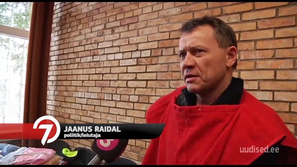 VAATA VIDEOT! Poliitik Jaanus Raidal hakkas leiutajaks