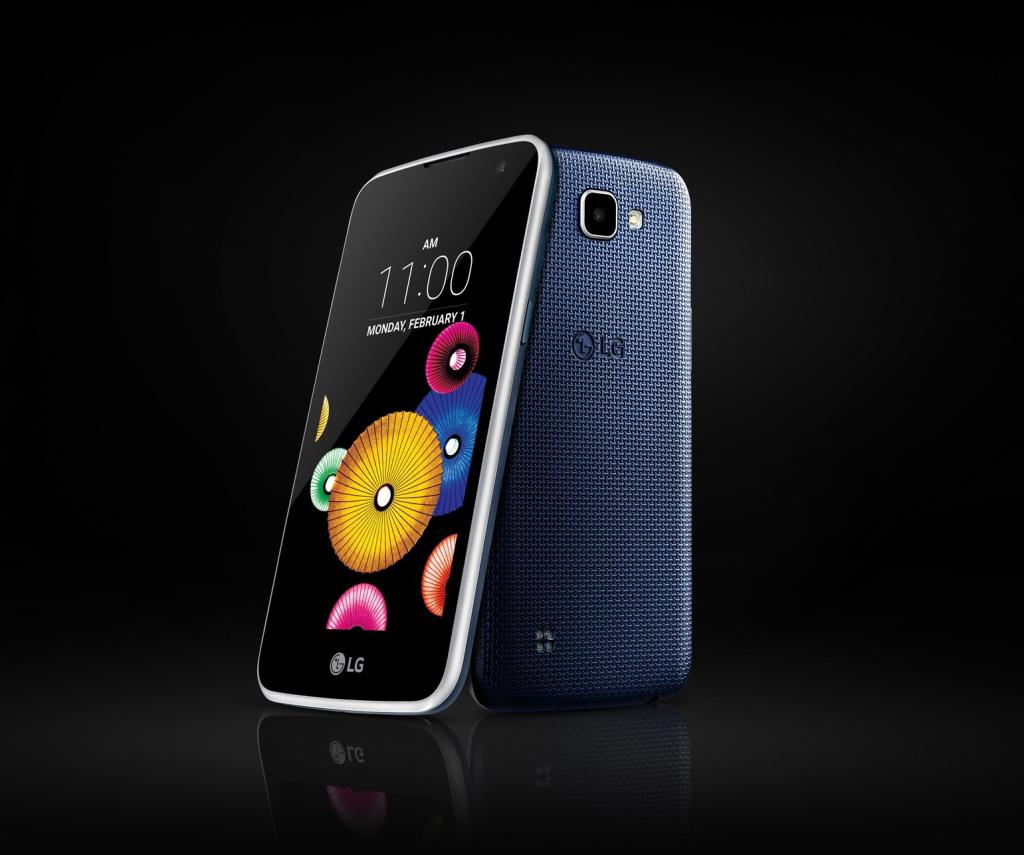 LG alustas Eestis oma kõige taskukohasema nutitelefoni K4 4G müüki