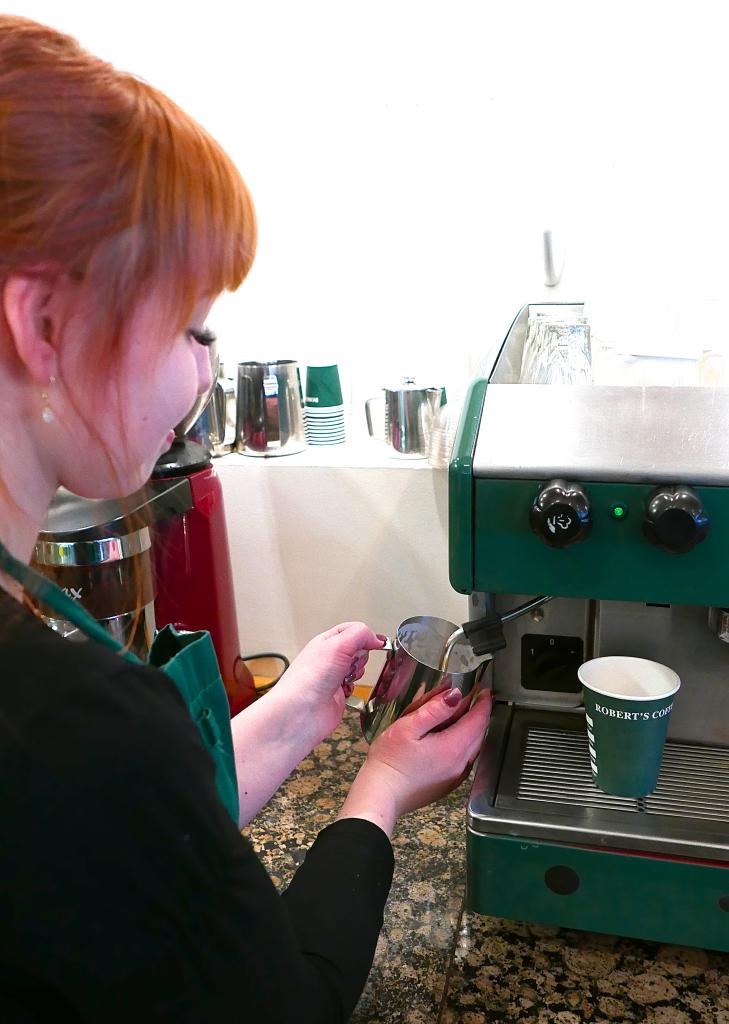 KOHVIGURMAANIDELE! Kohvigurmaanide trendijook nüüd Eestis