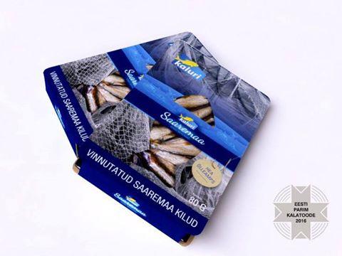 Läätsa Kalatööstuse vinnutatud Saaremaa kilurümbad