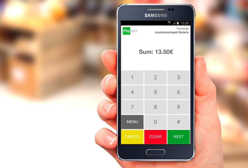 UUDNE LAHENDUS! Paytailor võimaldab 14 müügikohas maksta mobiiliga