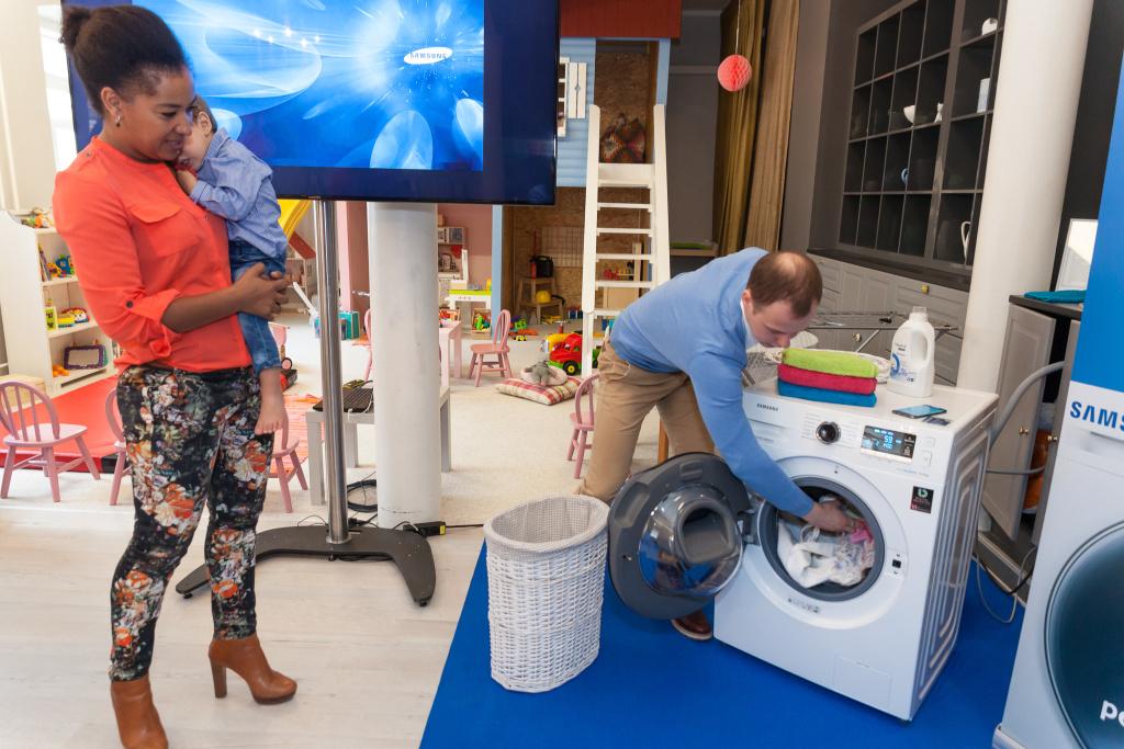 NUTIKAS PESUMASIN! Samsung lõi nutika pesumasina hajameelsetele