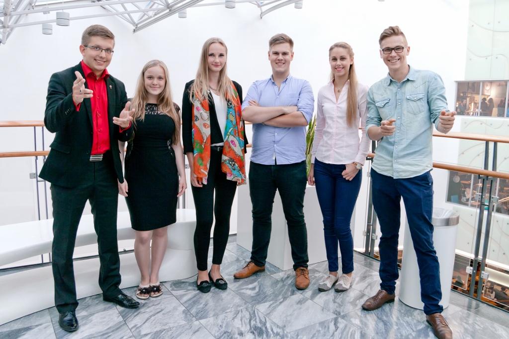 EESTI NOORMEESTE IDUFIRMA! 19-aastaste start-up läheb 100 000 dollarit jahtima